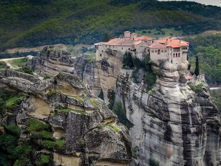 11 daagse vlieg-bus rondreis Griekenland