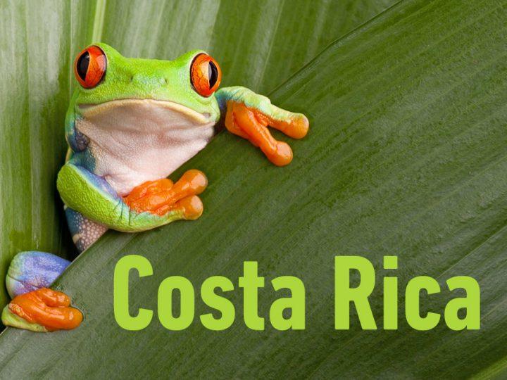 Ga jij mee naar Costa Rica?